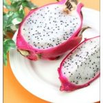 ドラゴンフルーツの食べ方と切り方を紹介!味は赤と白で違う?