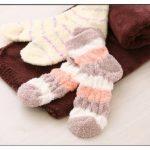 靴下の穴の縫い方!親指とかかとがあきやすい原因と防止する方法