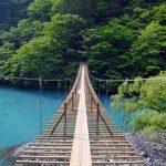 夢の吊り橋への行き方は?アクセスや周辺の駐車場も紹介