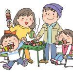 バーベキューで子供が喜ぶ遊び道具や人気のメニューは?
