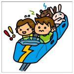 ジェットコースターの克服方法!急降下の時の浮遊感の正体は?